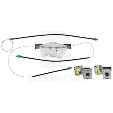 Golf IV 4 Bora Fensterheber Reparatursatz, Reparatur-Set,  Vorne Links, 4/5-türig  – Bild 1