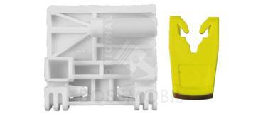 LAGUNA II (BG0/1_), LAGUNA II Grandtour (KG0/1_),Hinten Links, manuell oder elektrische Fensterheber Reparatursatz – Bild 1