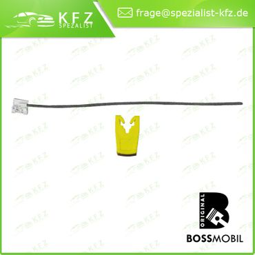 Bossmobil Renault LAGUNA 2 II (BG0/1_), LAGUNA 2 II Grandtour (KG0/1_),  2/3 doors or 4/5 doors, rear left, window lifter repair kit