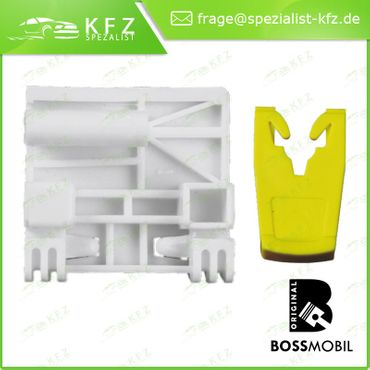 Bossmobil VEL SATIS (BJ0_), 4/5 portes, arrière  droite, kit de réparation du lève vitre