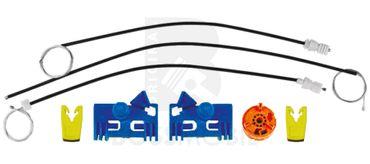 ESPACE IV (JK0/1_),Vorne Links, manuell oder elektrische Fensterheber Reparatursatz – Bild 1