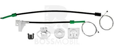 Bossmobil OCTAVIA (1U2, 1U5), 4/5 portes,  arrière gauche, kit de réparation du lève vitre