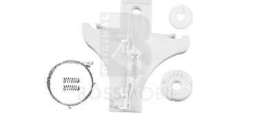 Bossmobil Volkswagen VW Bora (1J2, 1J6), 4/5 doors, rear right, window lifter repair kit