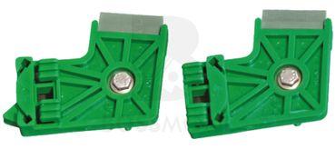 Polo Classic, Variant (6KV2, 6KV5),Vorne Links, manuell oder elektrische Fensterheber Reparatursatz – Bild 1