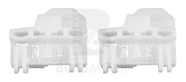 VW Passat (3B2 3B3 3B5 3B6 ),Vorne Rechts, manuell oder elektrische Fensterheber Reparatursatz – Bild 2