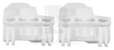 VW Passat (3B2 3B3 3B5 3B6 ),Vorne Links , manuell oder elektrische Fensterheber Reparatursatz – Bild 2