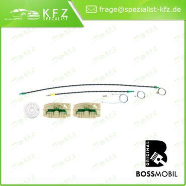 SHARAN (7M8, 7M9, 7M6),Vorne Links, manuell oder elektrische Fensterheber Reparatursatz