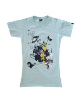Plasma Damen T-Shirt - Powertrip