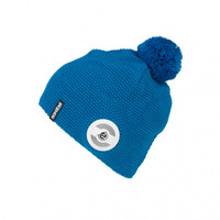 "earebel Sport Warm up Beanie ""Vernon"" blau"