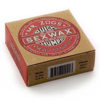 Sex Wax Quick Humps red / WARM
