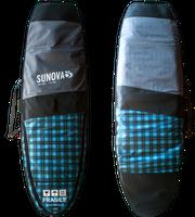 Sunova SUP Boardbag Style:A2 9'5'' - light blue