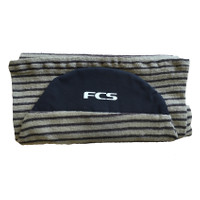 FCS Stretch Cover Longboard 10' - Olive Green