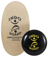 IndoBoard Mini Deck mit IndoFlo Balancekissen