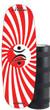 IndoBoard Mini Pro Red Stripe 001