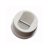 FCS Leash Plug - white