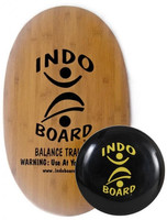 IndoBoard Original Bamboo Nature (limited edition) mit IndoFlo