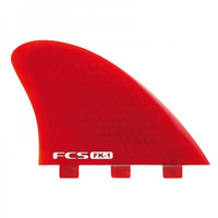 FCS FK-1 PC Fish Keel Red