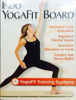 IndoBoard Yoga Fit DVD