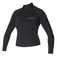 C-Skins HDi Rash Vest Long Sleeve Womens