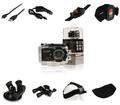 TOP CAMLINK  Full HD Action Cam 1080p 5,0-Mp WLAN umfangreiches Zubehör