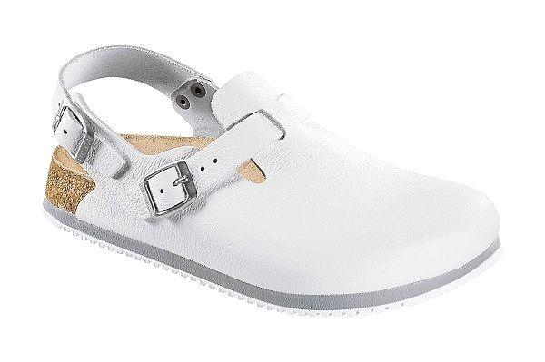 174af57a8df5 Birkenstock Tokio Tokyo Leather Work Shoes Clogs Super Grip unisex ESD  Sandals