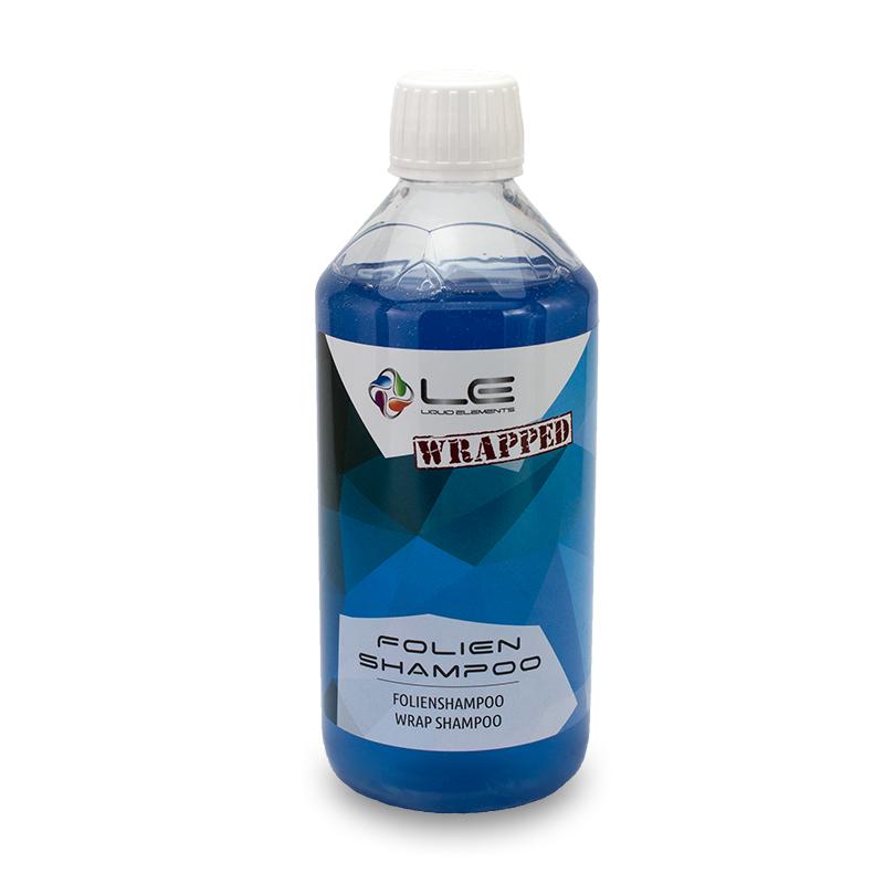 Liquid Elements WRAPPED Folienshampoo 500ml – Bild 1