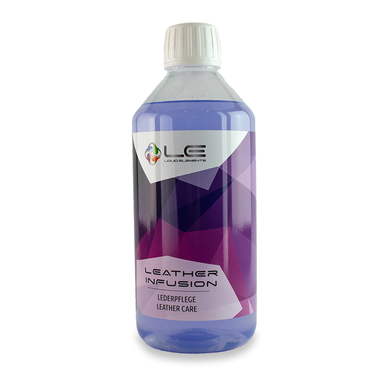 Liquid Elements Leather Infusion Lederpflege 500ml – Bild 1