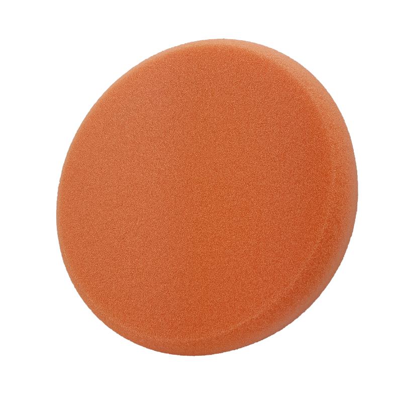 Liquid Elements Pad Man Standard - Polierschwamm orange (medium) 150mm
