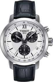 Tissot PRC200 CHRONO FENCING 2014BD T055.417.16.038.00 Herrenchronograph