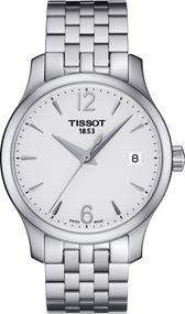 Tissot TISSOT TRADITION T063.210.11.037.00 Damenarmbanduhr