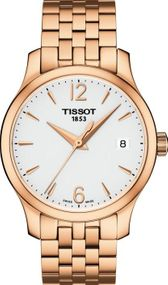 Tissot TRADITION T063.210.33.037.00 Damenarmbanduhr