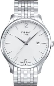 Tissot TISSOT TRADITION T063.610.11.037.00 Herrenarmbanduhr