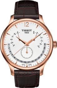 Tissot TISSOT TRADITION PERPETUAL CALENDAR T063.637.36.037.00 Herrenchronograph