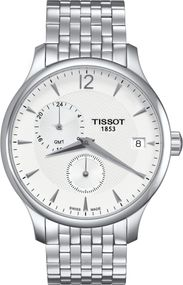 Tissot TISSOT TRADITION GMT T063.639.11.037.00 Herrenchronograph