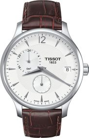 Tissot TISSOT TRADITION GMT T063.639.16.037.00 Herrenchronograph