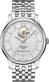 Tissot TISSOT TRADITION AUTOMATIC OPEN HEART T063.907.11.038.00 Herren Automatikuhr