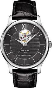 Tissot TISSOT TRADITION AUTOMATIC OPEN HEART T063.907.16.058.00 Herren Automatikuhr