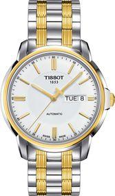 Tissot MATICS III T065.430.22.031.00 Herren Automatikuhr