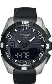 Tissot T-TOUCH EXPERT SOLAR T. PARKER 2014 LTD. T091.420.46.061.00 Herrenchronograph