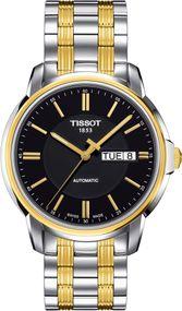 Tissot MATICS III T065.430.22.051.00 Herren Automatikuhr