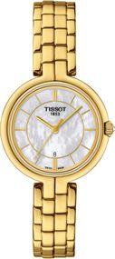 Tissot TISSOT FLAMINGO  YELLOW T094.210.33.111.00 Damenarmbanduhr