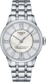 Tissot CHEMIN DES TOURELLES POWERMATIC 80 T099.207.11.116.00 Damen Automatikuhr