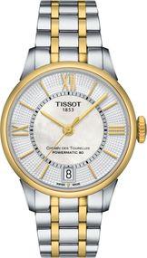 Tissot CHEMIN DES TOURELLES POWERMATIC 80 T099.207.22.118.00 Damen Automatikuhr