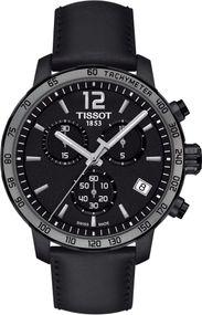 Tissot TISSOT QUICKSTER CHRONO T095.417.36.057.02 Herrenchronograph