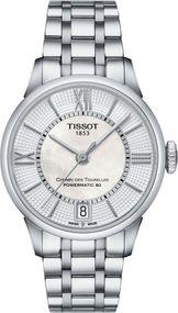 Tissot CHEMIN DES TOURELLES POWERMATIC 80 T099.207.11.118.00 Damen Automatikuhr