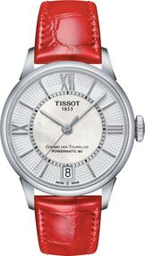 Tissot CHEMIN DES TOURELLES POWERMATIC 80 T099.207.16.118.00 Damen Automatikuhr