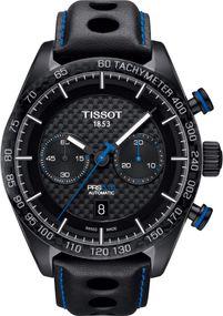 Tissot PRS 516 MATIC CHRONO CARBON LÜ T100.427.36.201.00 Herren Automatikchronograph