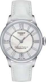 Tissot CHEMIN DES TOURELLES POWERMATIC 80 T099.207.16.116.00 Damen Automatikuhr