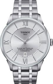 Tissot CHEMIN DES TOURELLES POWERMATIC 80 COSC T099.408.11.038.00 Herren Automatikuhr