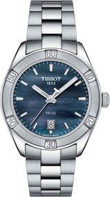 Tissot PR100 SPORT CHIC T101.910.11.121.00 Damenarmbanduhr